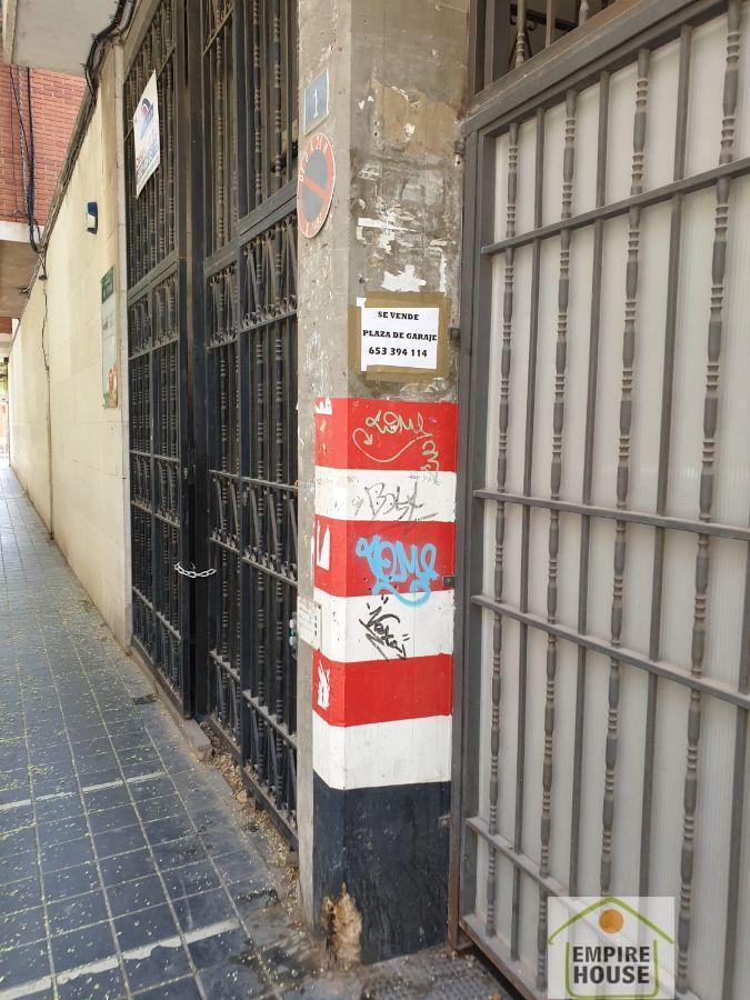 Venta de garaje en Valencia