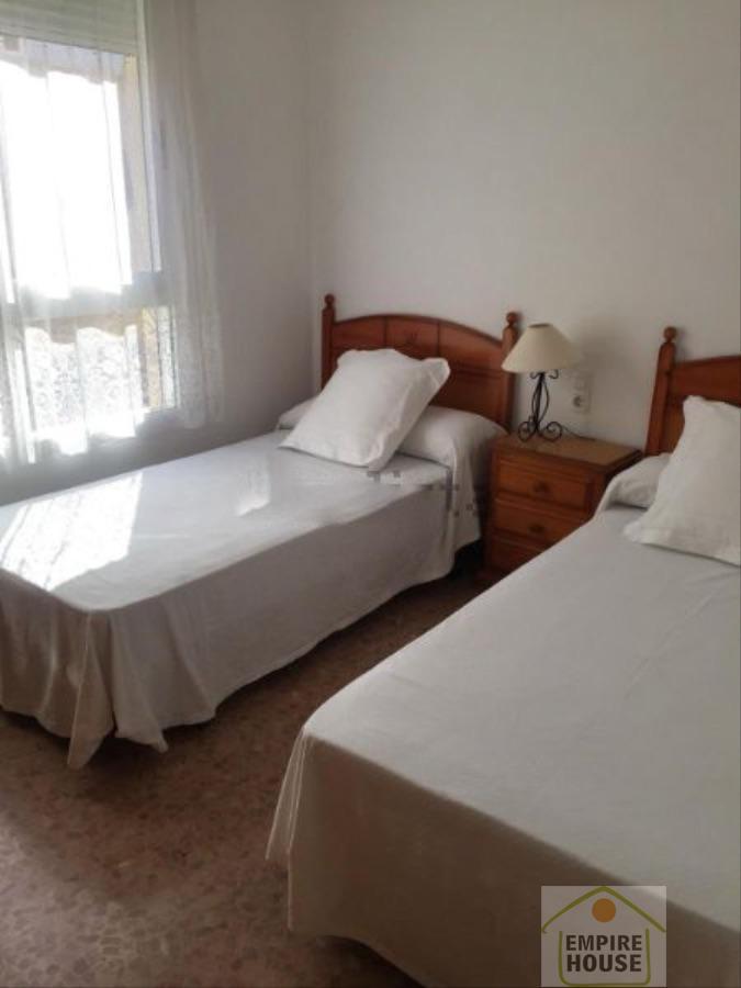 For rent of flat in Puerto de Sagunto