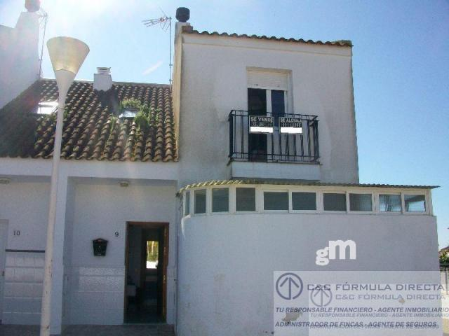 For sale of chalet in Isla Cristina