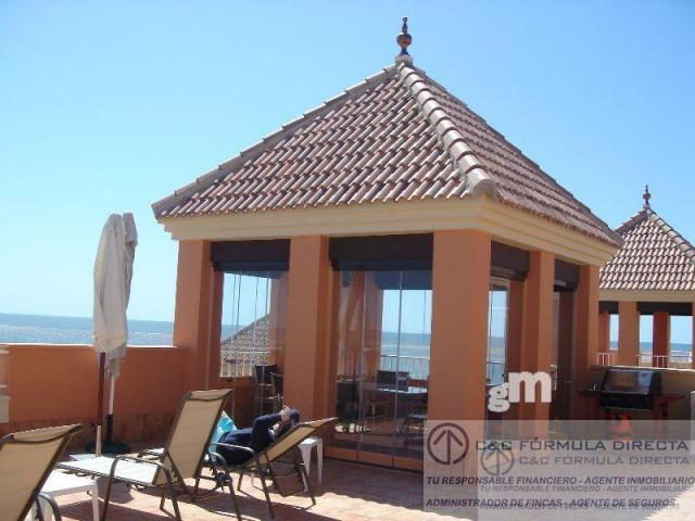 For sale of penthouse in Ayamonte