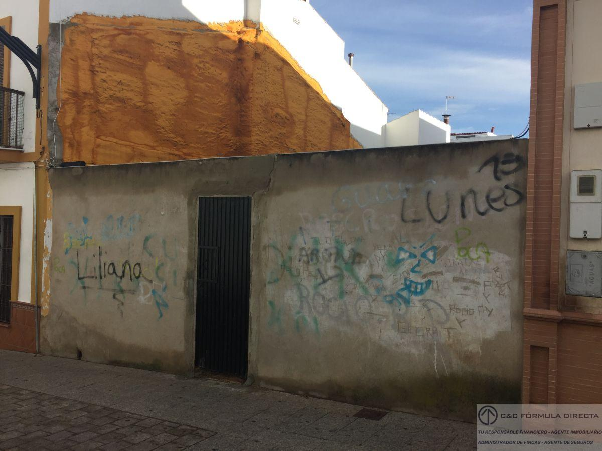 For sale of land in Cartaya