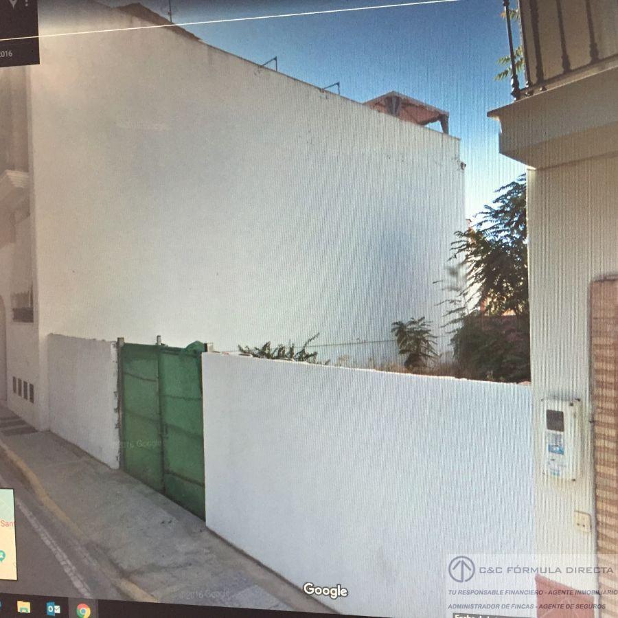 For sale of land in Punta Umbría
