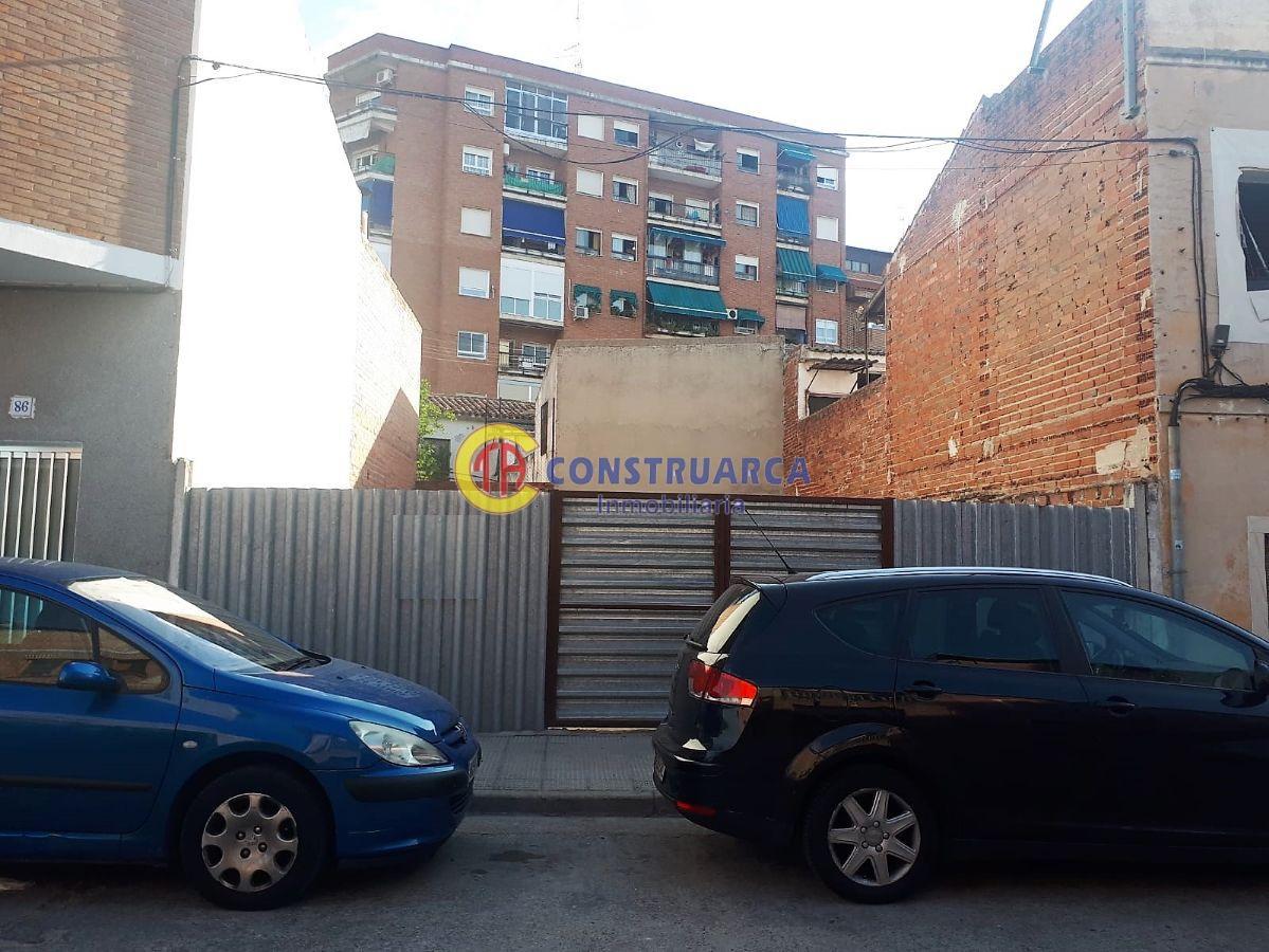 For sale of land in Talavera de la Reina