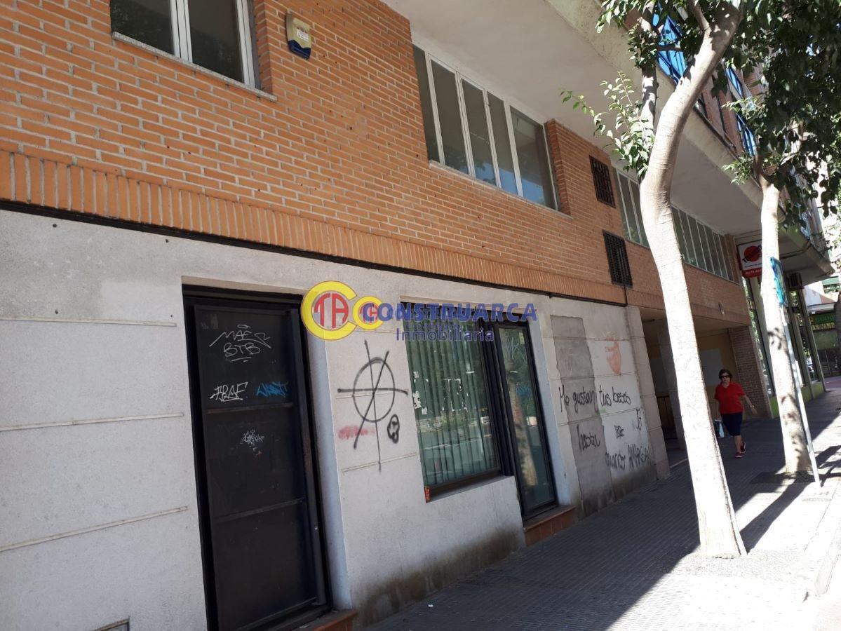 Alquiler de local comercial en Talavera de la Reina