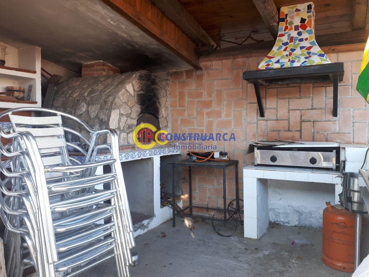 For sale of chalet in San Román de los Montes