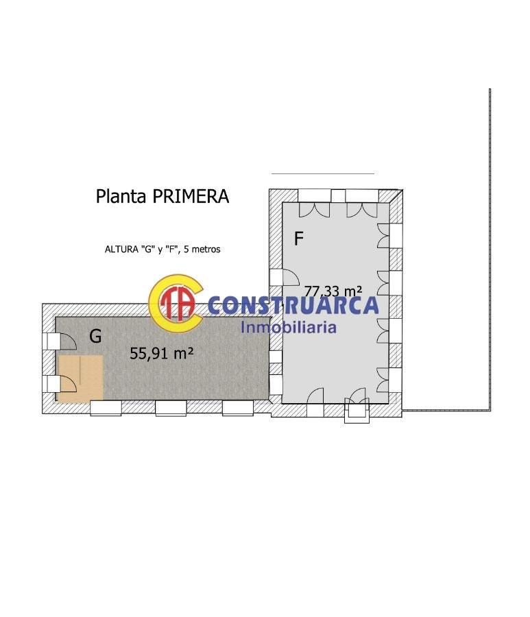 For sale of house in Cazalegas