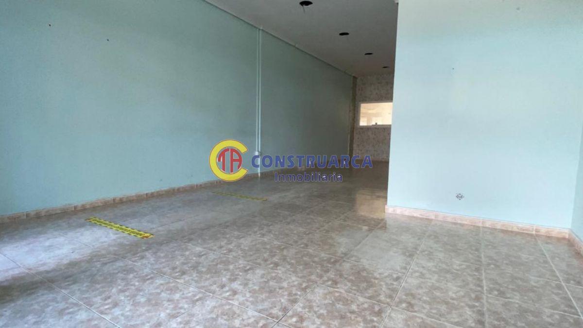 For rent of commercial in Talavera de la Reina