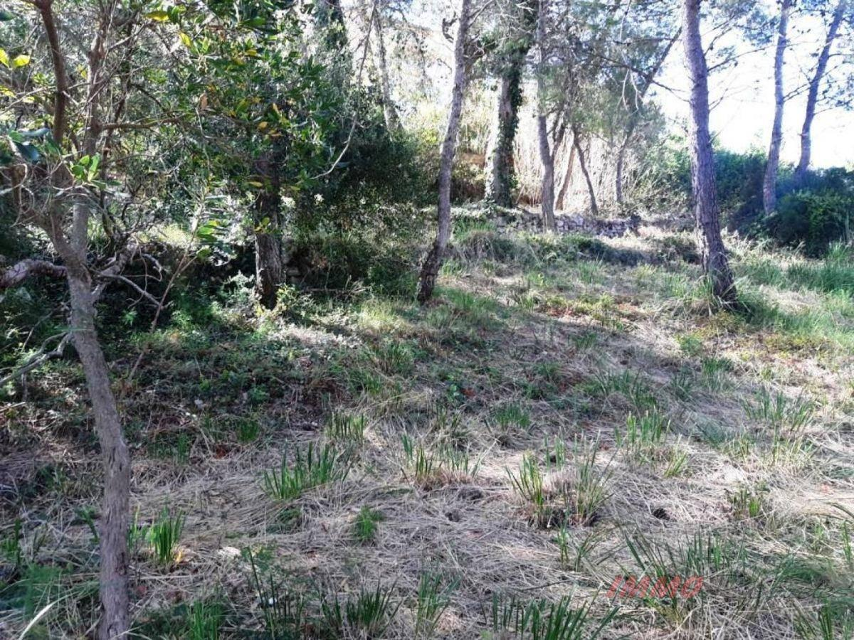 For sale of land in Les Roquetes