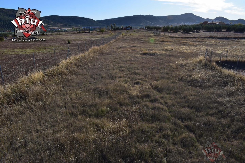 For sale of land in Santisteban del Puerto