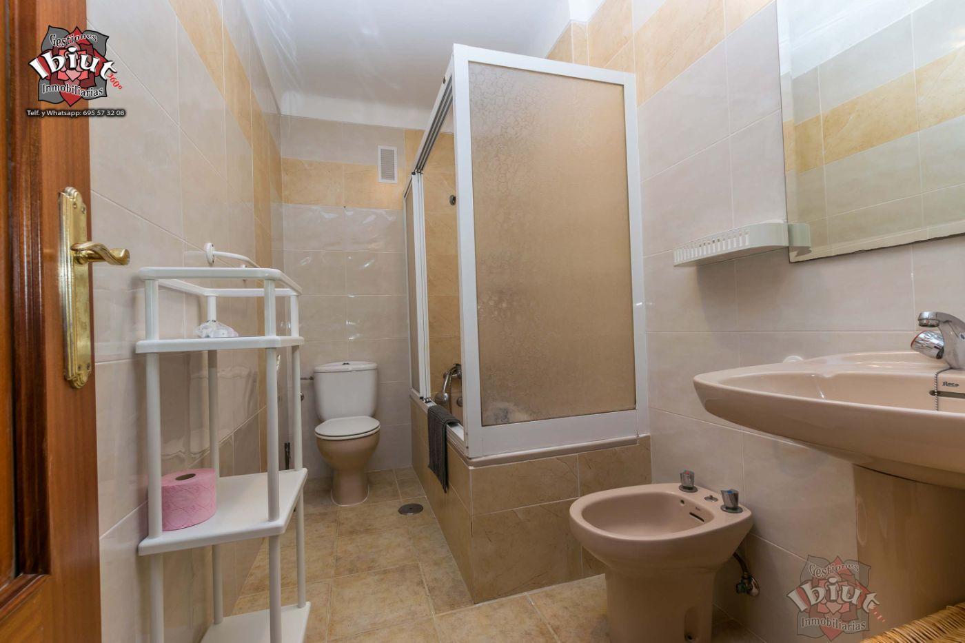 For rent of flat in Caleta de Vélez