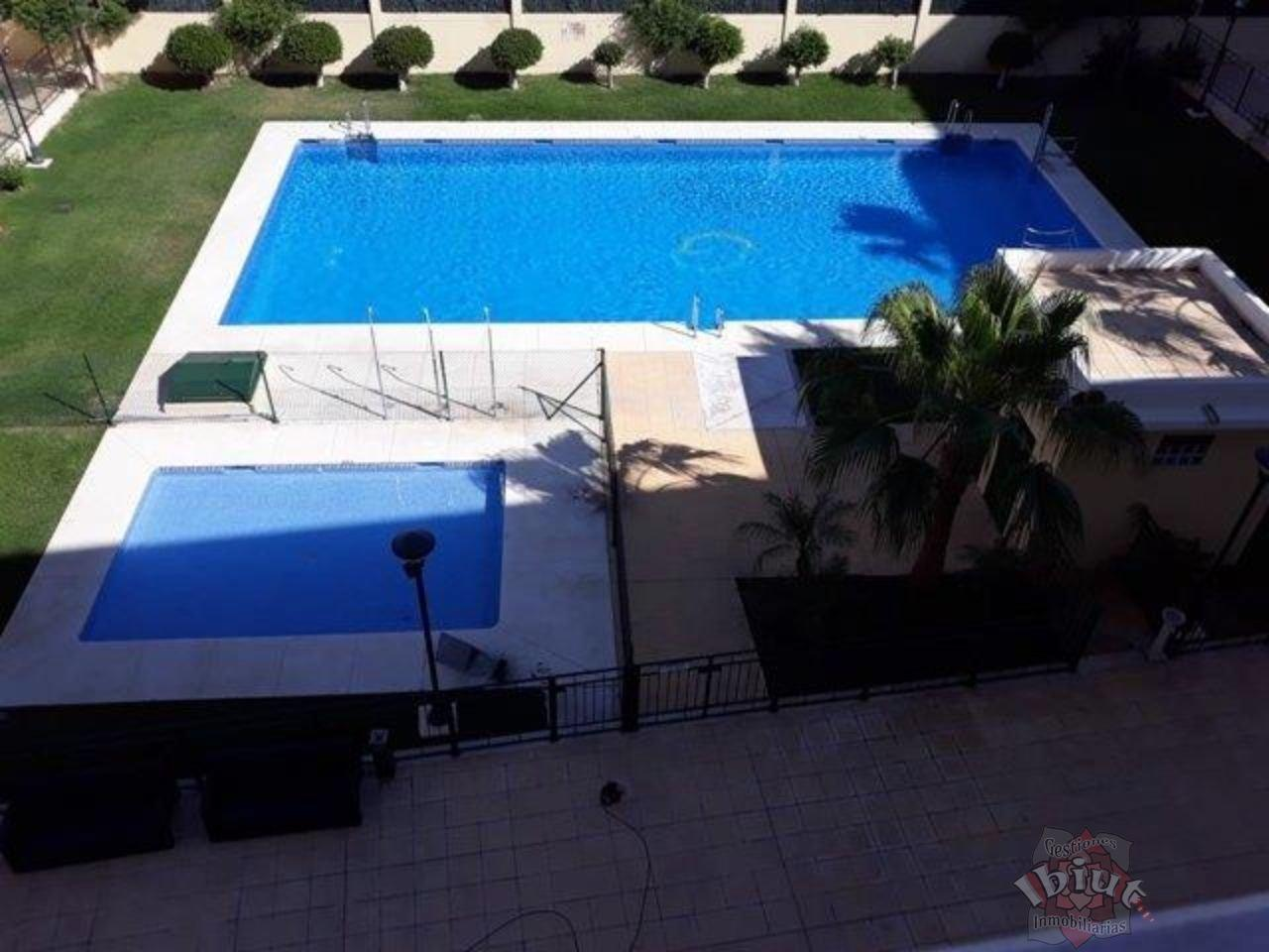 For sale of flat in Torre del Mar