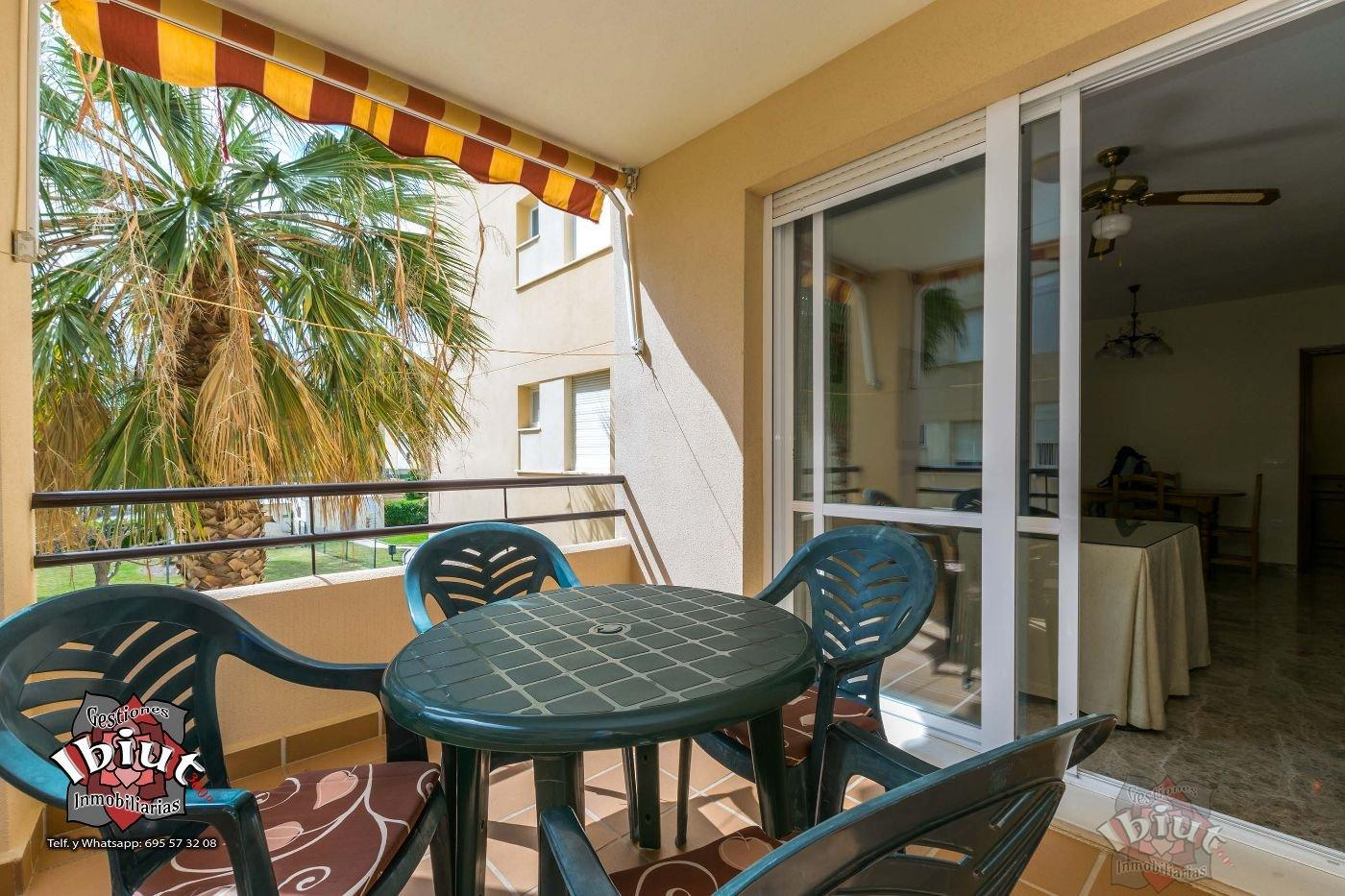 For rent of flat in Algarrobo Costa