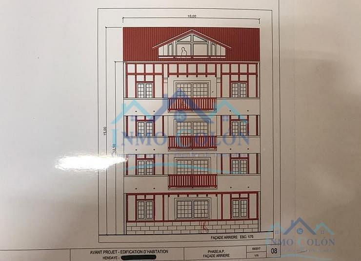 For sale of house in Hendaya