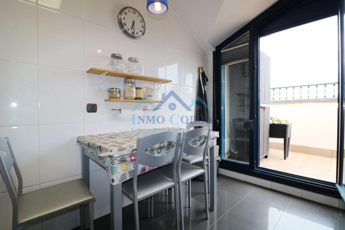For sale of penthouse in Irun