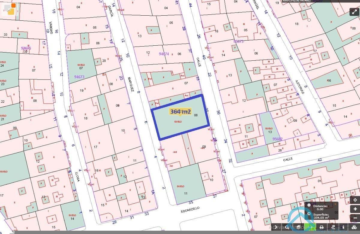 For sale of land in Arrecife