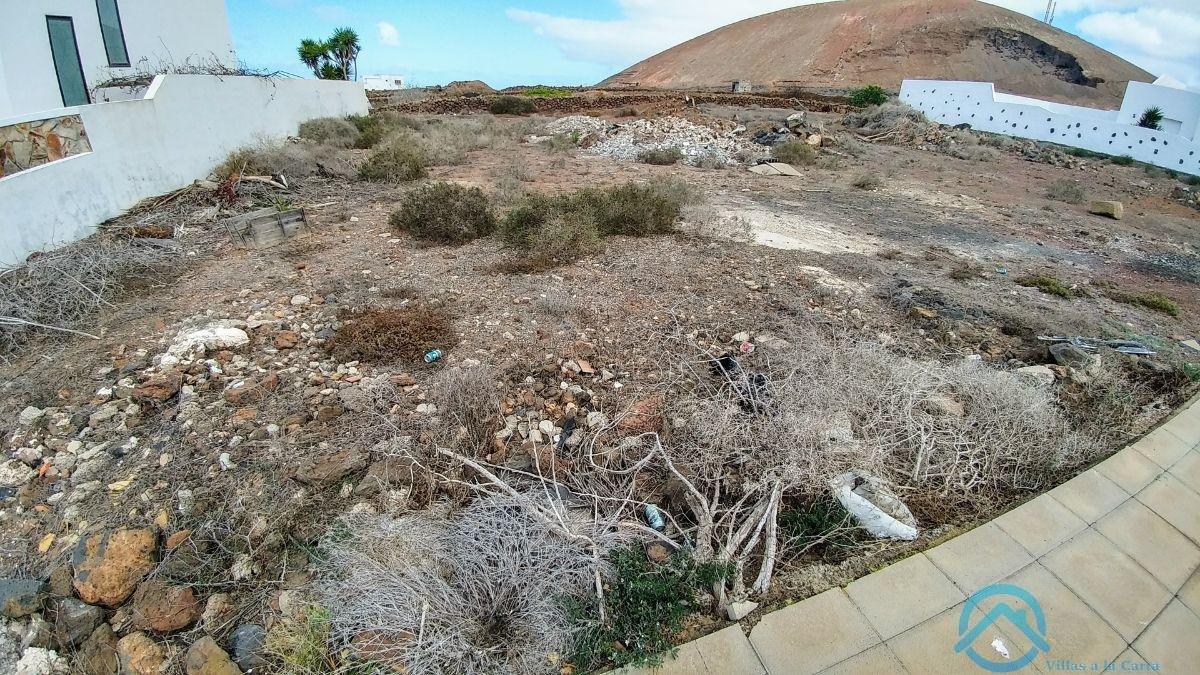 Zu verkaufen von grundstück in  Tinajo