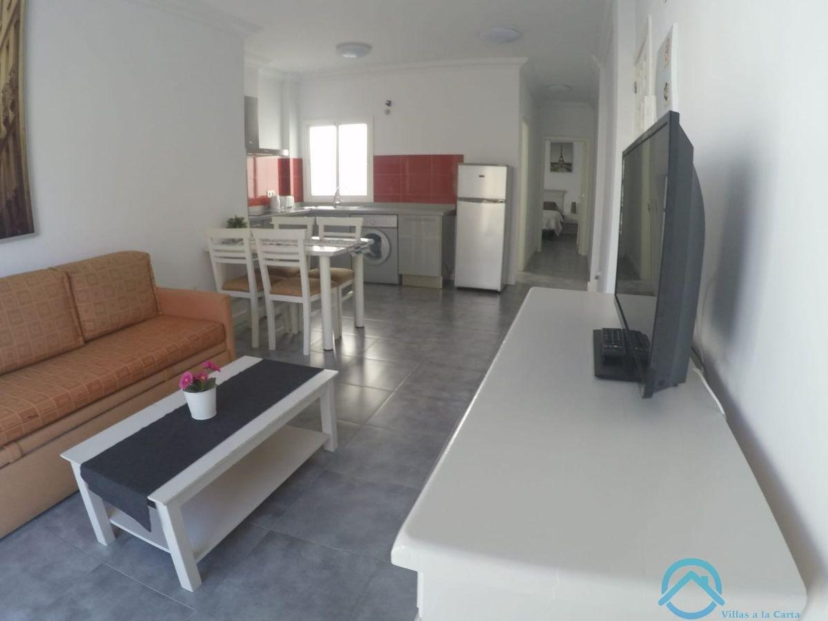 For rent of flat in Arrecife