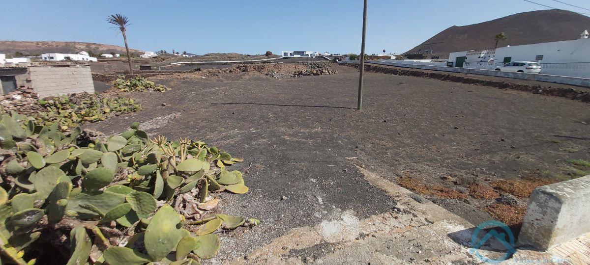 Zu verkaufen von grundstück in  Tías