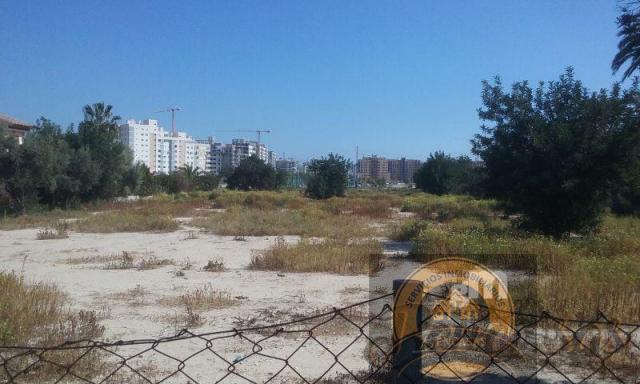Venta de terreno en San Juan de Alicante