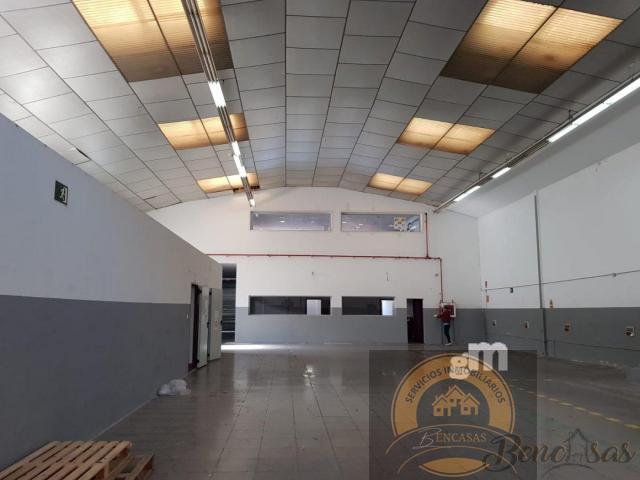 Alquiler de nave industrial en Alicante