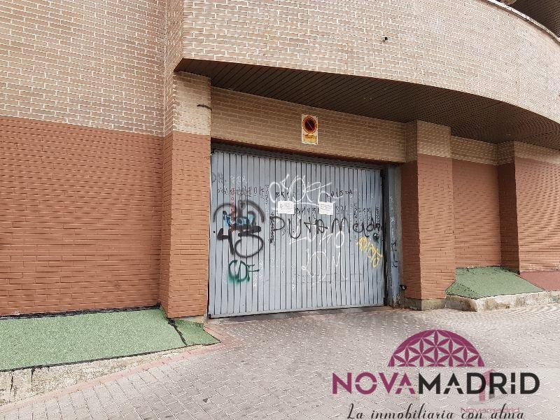 Venta de garaje en Fuenlabrada