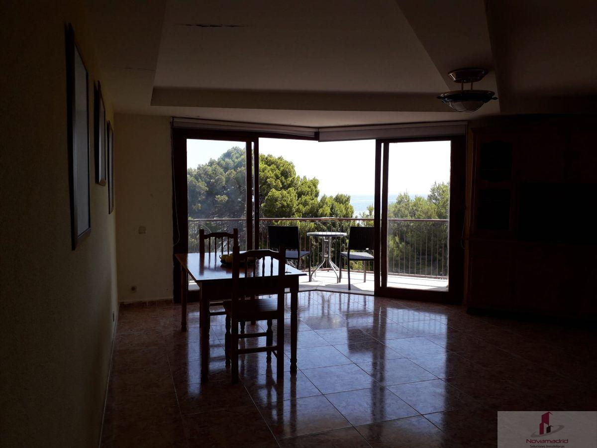 For rent of flat in Dénia