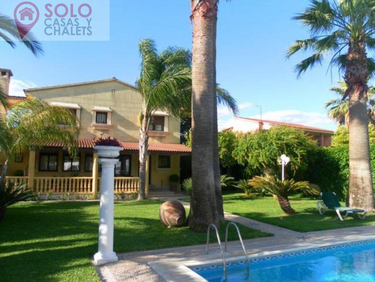 For rent of chalet in Córdoba