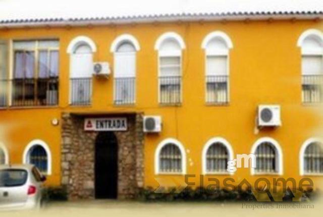 Venta de hotel en Cáceres