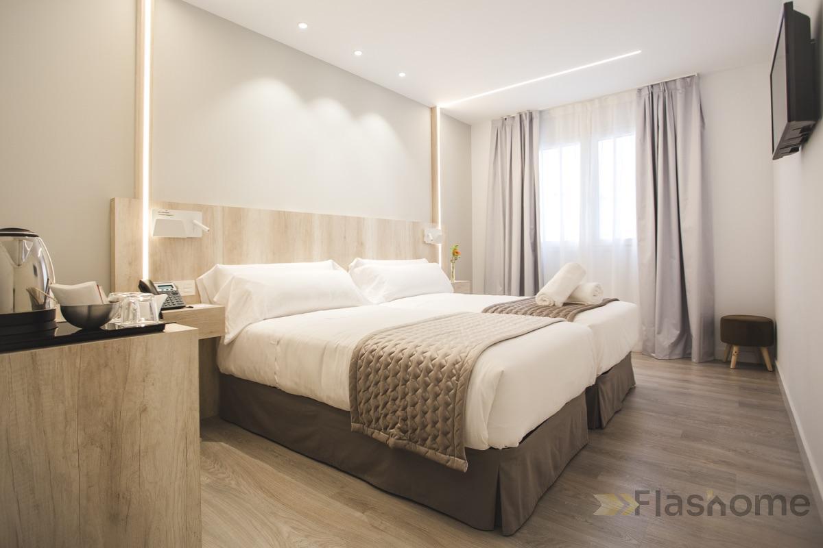 For sale of hotel in Badajoz
