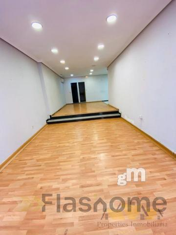 For rent of commercial in Don Benito