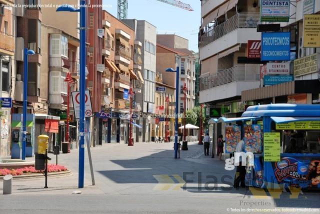 Venta de local comercial en Getafe