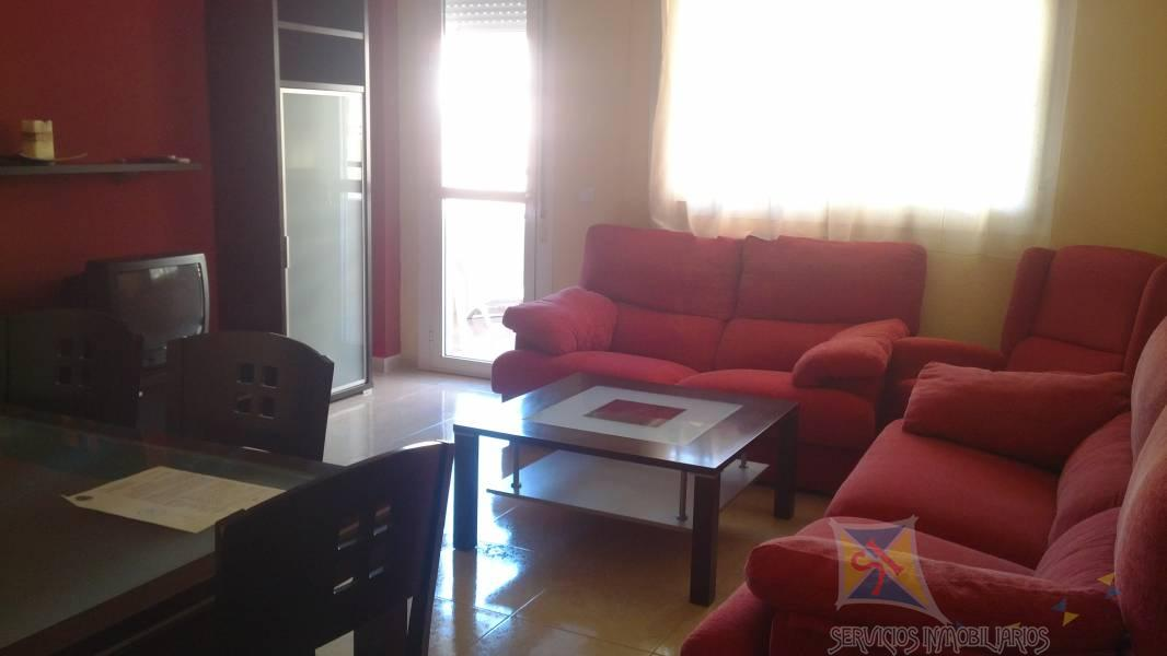 For sale of flat in Aguadulce