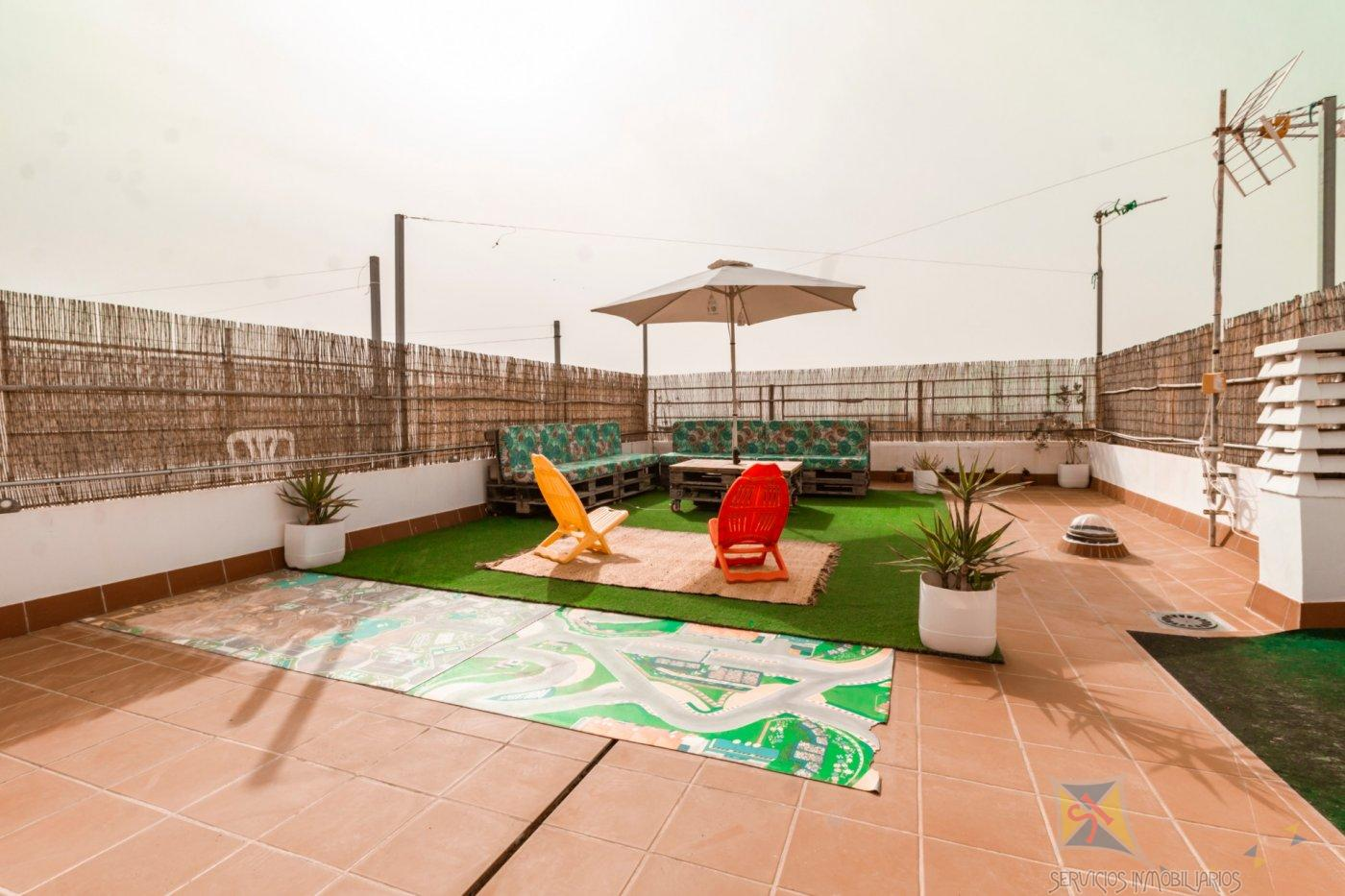For sale of penthouse in Balanegra