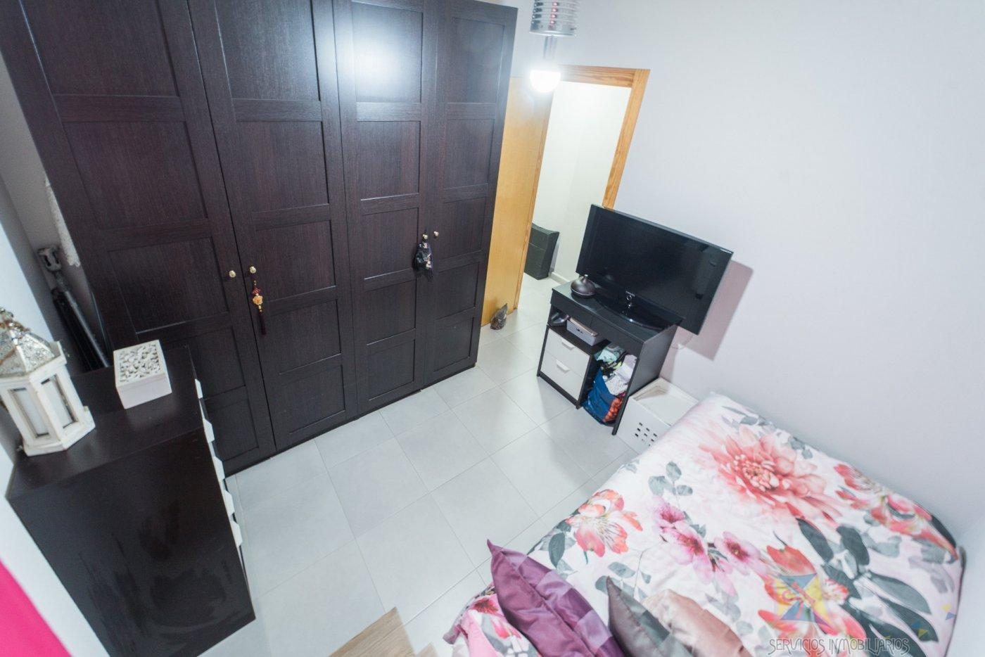 For sale of flat in El Parador de las Hortichuelas