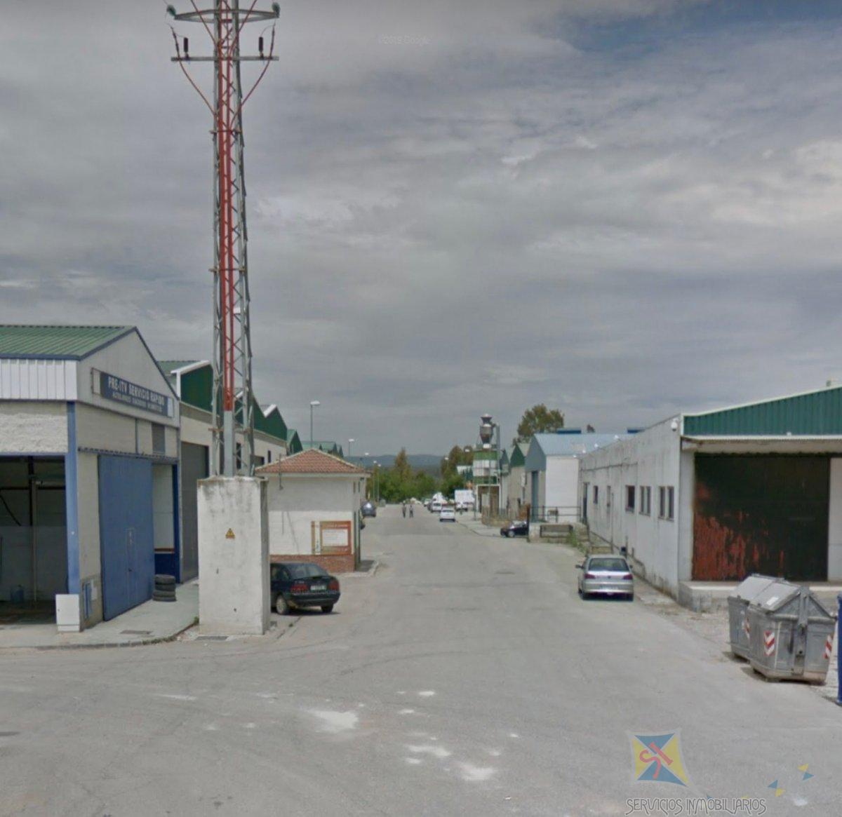 Venta de nave industrial en Andújar