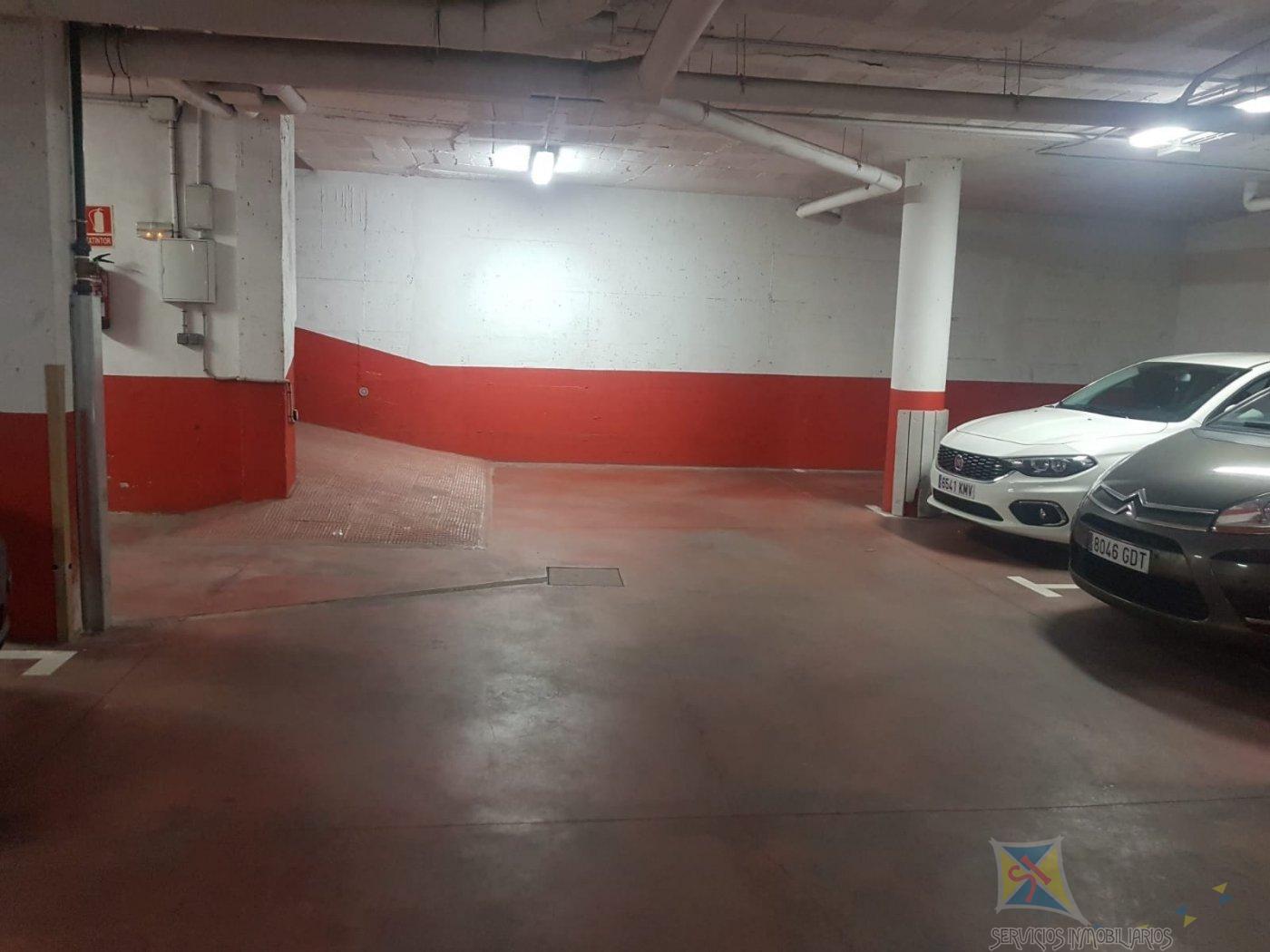 For sale of garage in Málaga