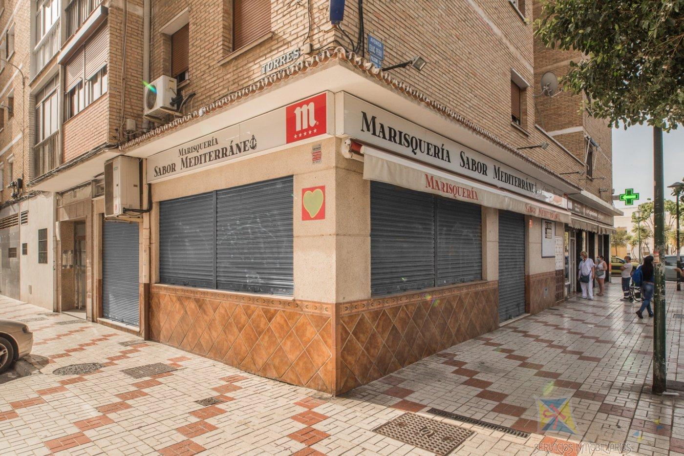 Venta de local comercial en Málaga