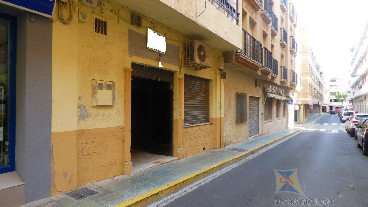 For sale of commercial in El Ejido