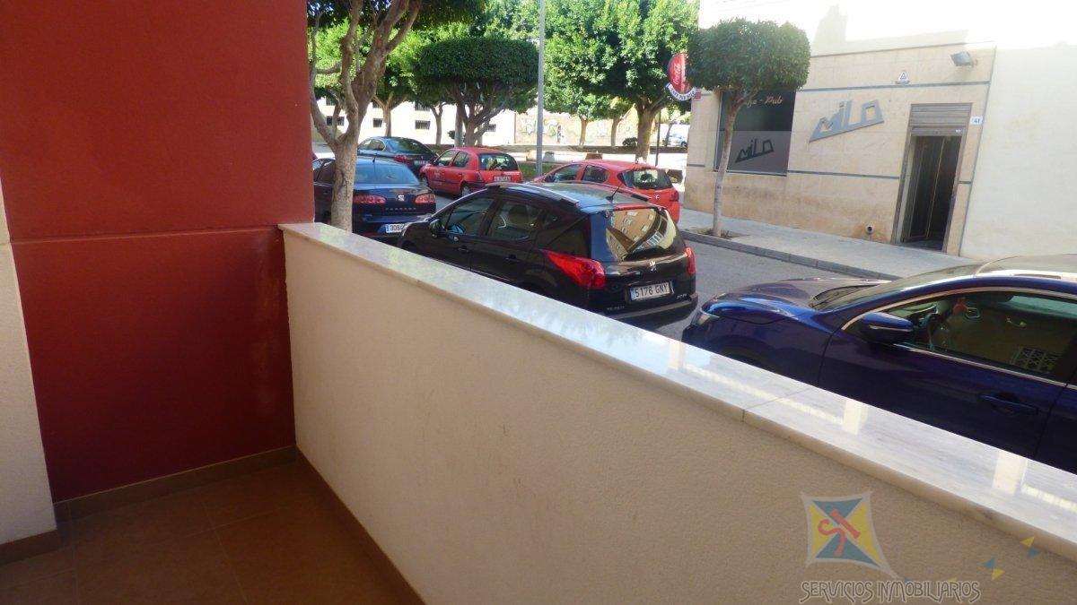 For sale of ground floor in El Ejido