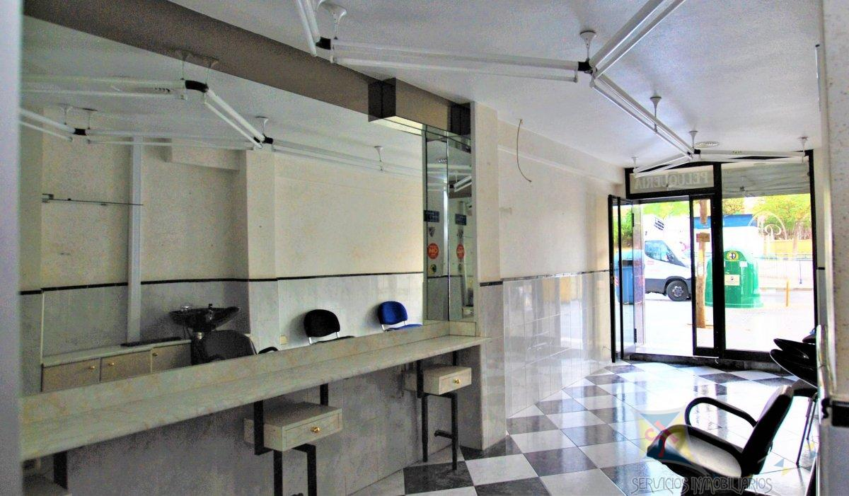 For rent of commercial in Málaga