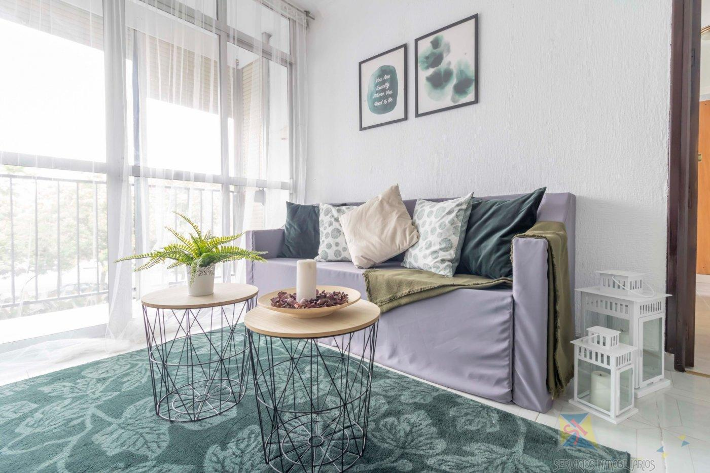 For sale of flat in Sevilla