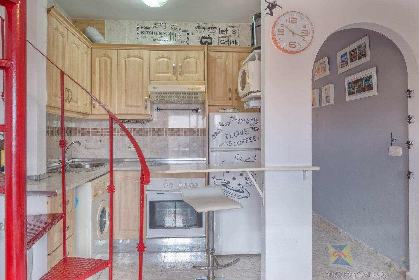 For sale of penthouse in Mijas