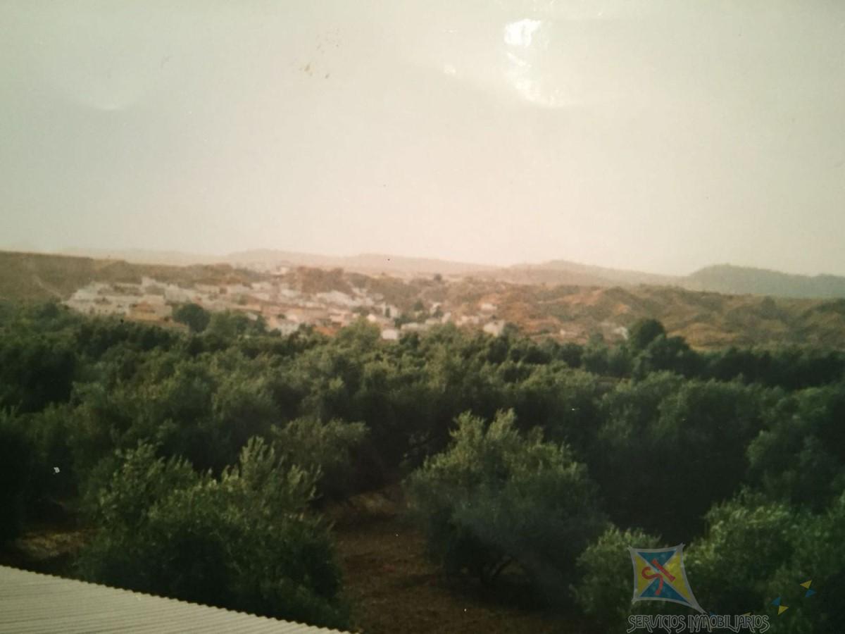 Venta de terreno en Guadix