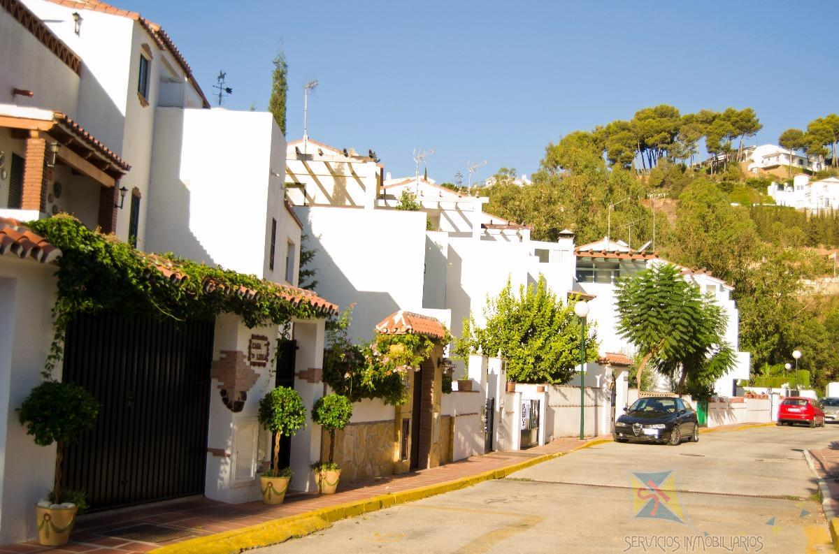 For sale of house in Mijas