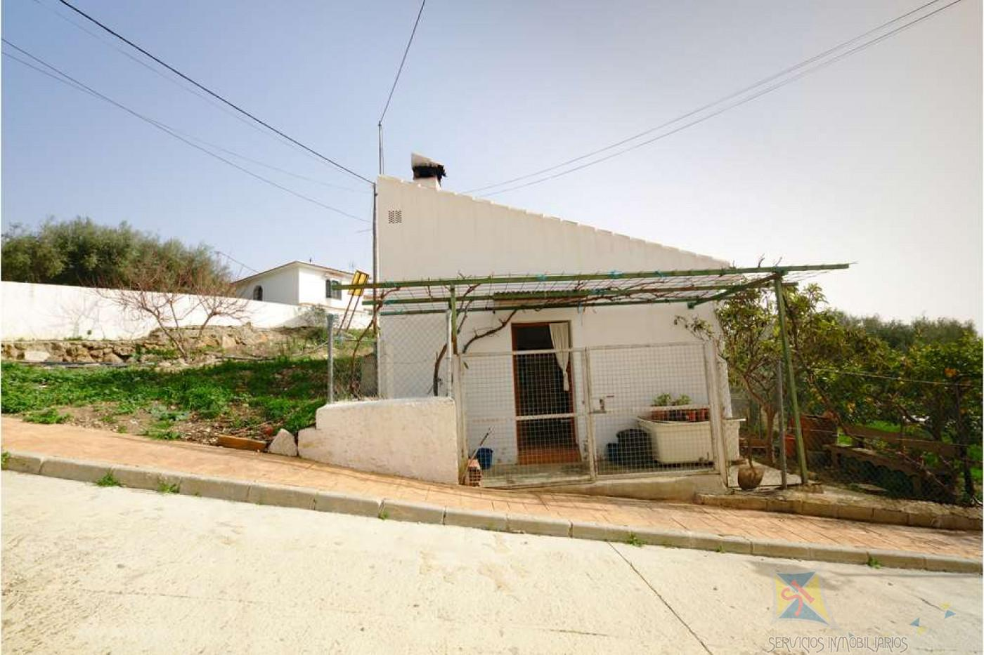 For sale of land in Periana