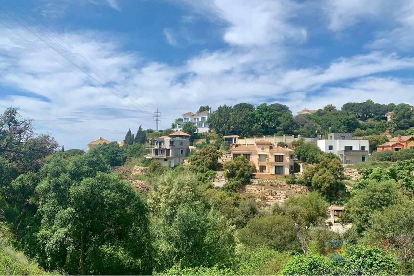 For sale of land in Marbella