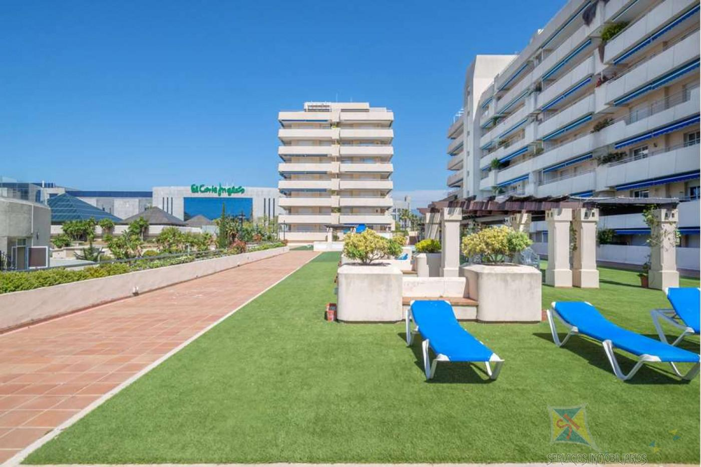 For rent of apartment in Marbella