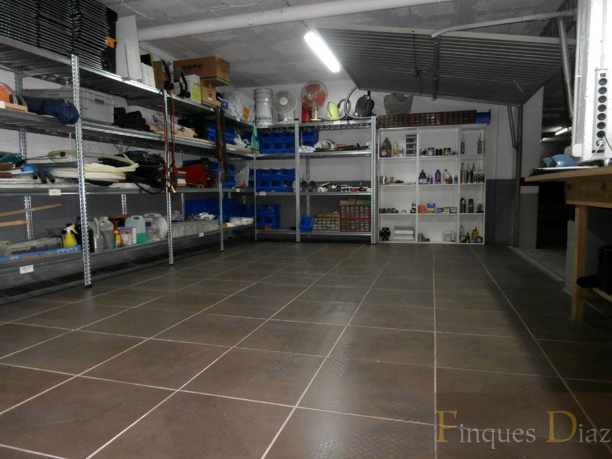 Venta de garaje en Blanes