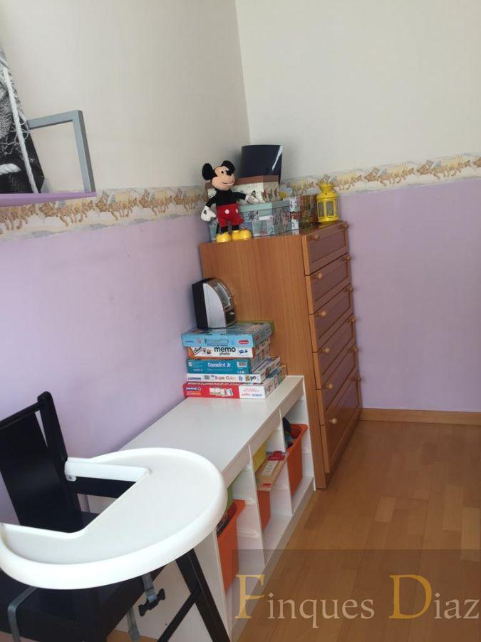 For sale of flat in Hostalric