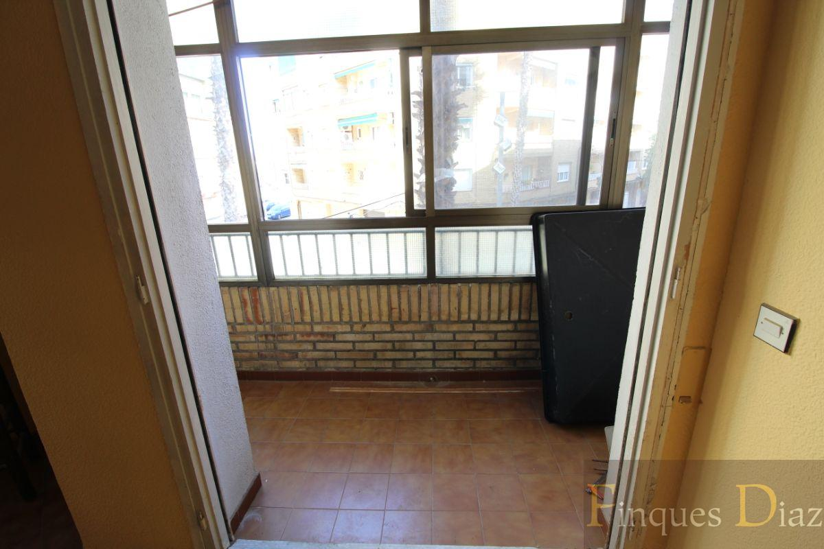 For sale of flat in Pineda de Mar